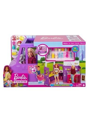 Barbie Barbienin Yemek Arabası Oyun Seti GMW07 Renkli
